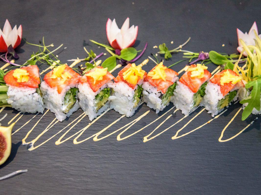 Gewinne einen Gutschein im Wert von 30 Euro von Kai Sushi&Bar. Foto: Pascal Höfig
